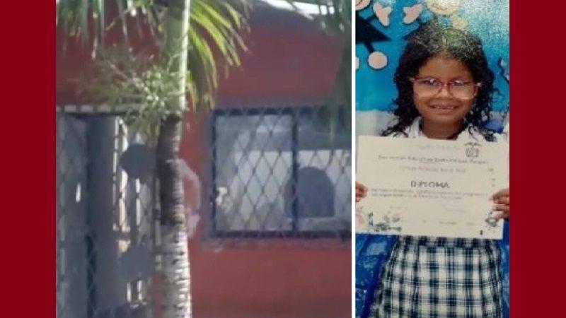 Policía aprehendió al adolescente de 16 años que habría asesinado a la niña María José