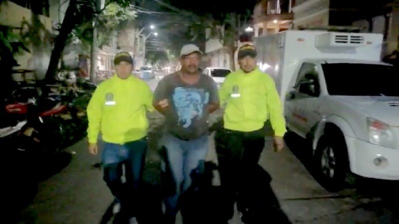 Policía captura a taxista implicado en crimen de la niña María José