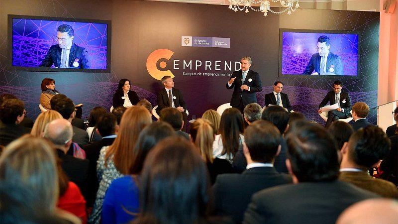 Durante el lanzamiento de C Emprende, en la Casa de Nariño, el Presidente Duque afirmó que con esa sumatoria de esfuerzos Colombia se convertirá en el Silicon Valley de América Latina.