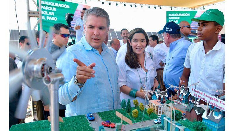 Presidente Duque lanzará este jueves la Misión para la Transformación y Modernización del Sector Eléctrico en Colombia