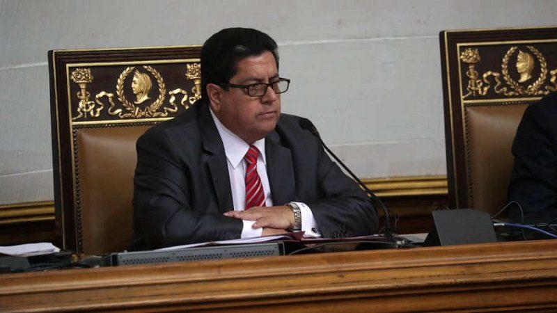 Régimen de Maduro detiene al primer vicepresidente de la Asamblea Nacional de Venezuela