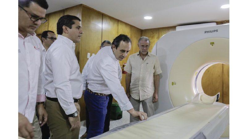 Reabren servicio de imagenología en el hospital Cari