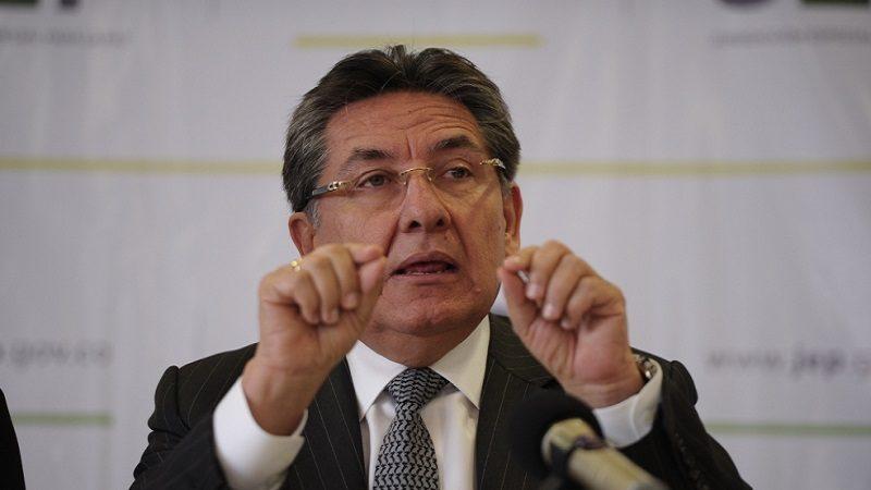 Renunció el Fiscal General por decisión de la JEP en caso Jesús Santrich