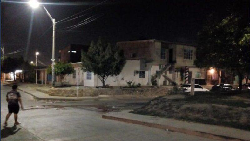Tres heridos, entre ellos un capturado, deja intento de atraco en el barrio San Luis