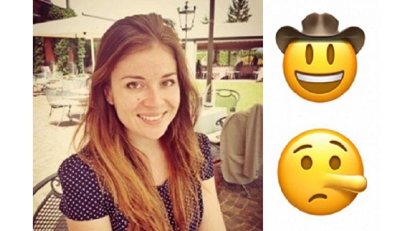 Una colombiana es la creadora de los emojis más famosos del mundo