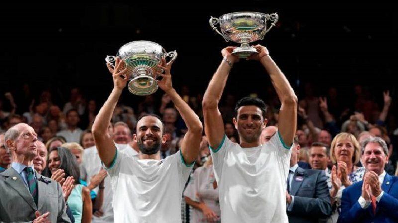 ¡Orgullo colombiano! Juan Sebastián Cabal y Robert Farah son campeones de Wimbledon
