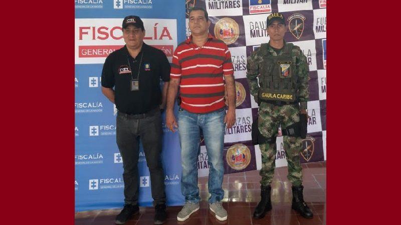 Capturan en Barranquilla a exalcalde de Sitionuevo, por concierto para delinquir agravado