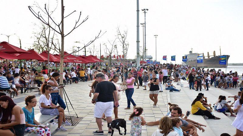 """""""El Gran Malecón del Río, la evidencia más grande de la transformación de Barranquilla"""": alcalde Char"""