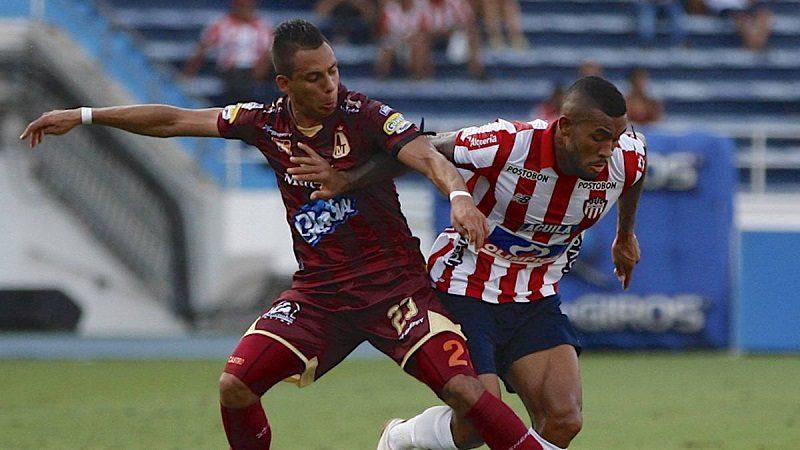 Junior venció 1-0 al Tolima en su primer partido del segundo semestre
