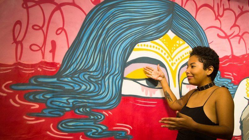 La reflexión del arte urbano en la Galería Plaza de la Paz