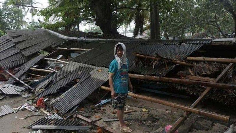 Un terremoto de magnitud 7,3 sacude Indonesia