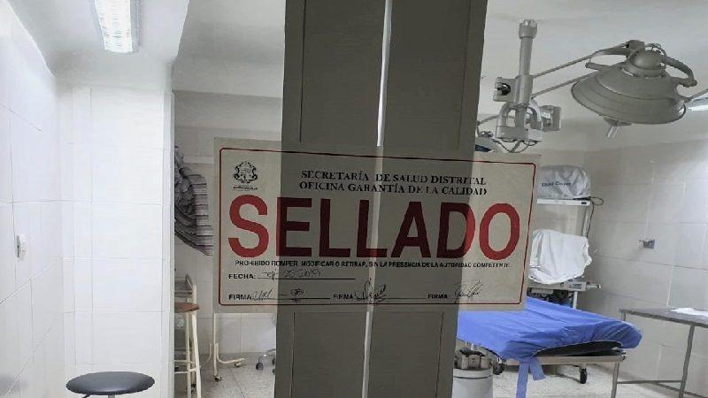Alcaldía cerró quirófano de cirugía estética no habilitado, en el norte de Barranquilla