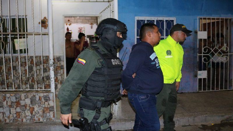 Desarticulan banda que vendía rifas y chance ilegal en Barranquilla y varios municipios de Atlántico