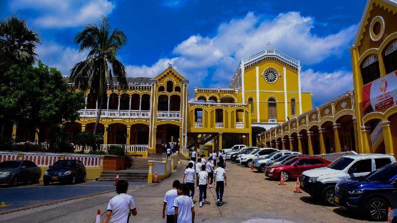 Gobernación exalta sede del Instituto La Salle como Patrimonio Arquitectónico del Atlántico