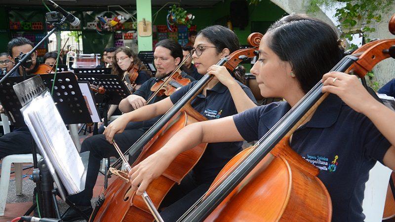 Orquesta Sinfónica Distrital, en busca del talento barranquillero