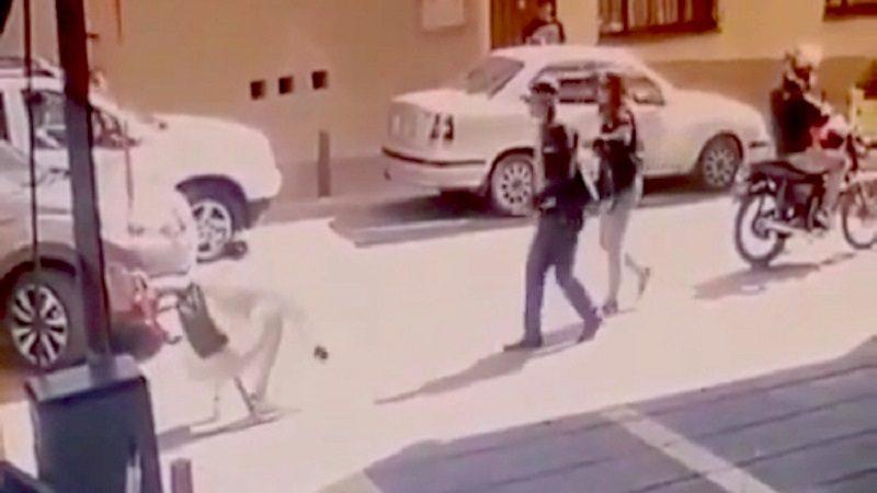 Vídeo: Así se fugó la excongresista Aida Merlano, cuando asistía a cita odontológica en Bogotá