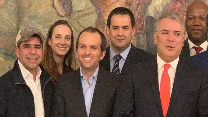 """""""Deseo que Barranquilla represente a Colombia en los Panamericanos 2027"""": presidente Duque"""