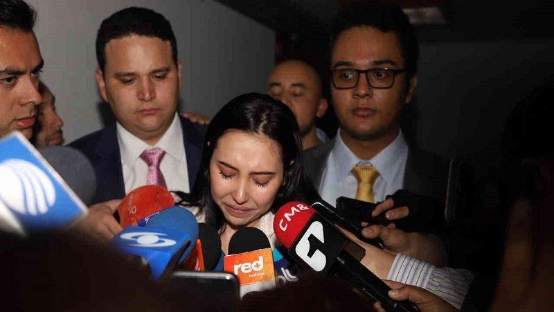 Juez dejó libre a hija de Aída Merlano y el odontólogo