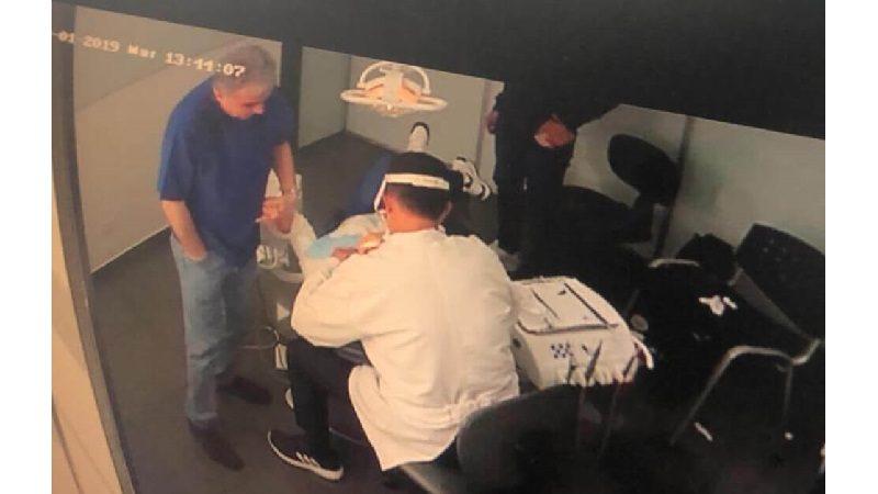 Odontólogo que habría ayudado a Aída Merlano pide a la Fiscalía que lo escuche