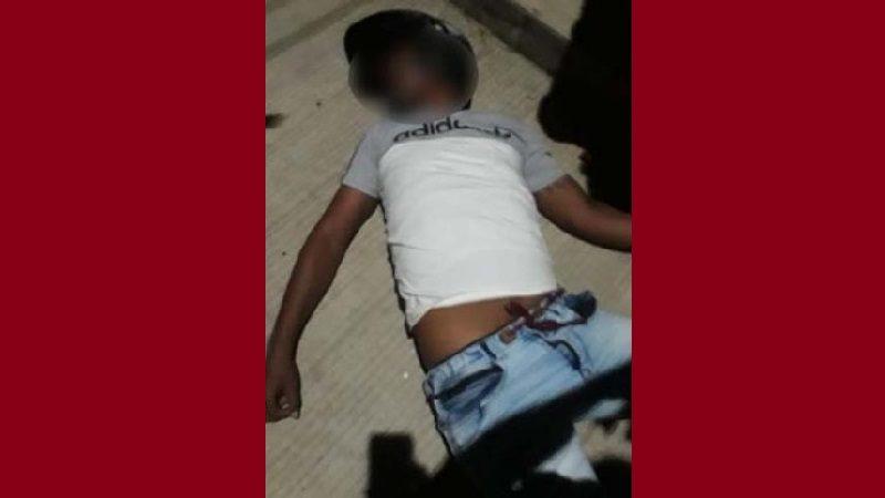 Sicarios en moto asesinan a un hombre en el Barrio Evaristo Sourdis