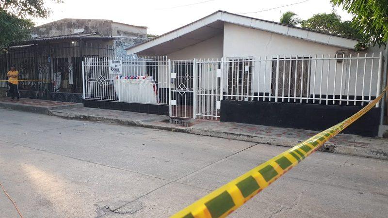 Dos niñas de 4 y 9 años muertas deja incendio en el barrio San Luis de Barranquilla