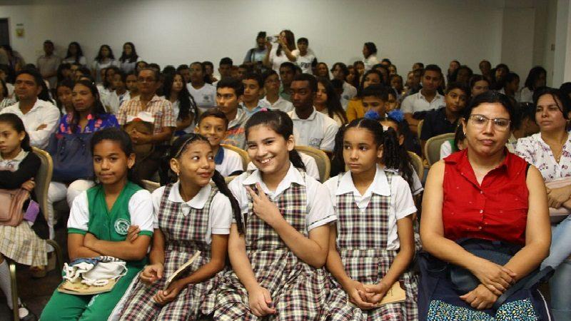 La tercera versión del Cuento Ambiental de Barranquilla Verde ya tiene ganadores