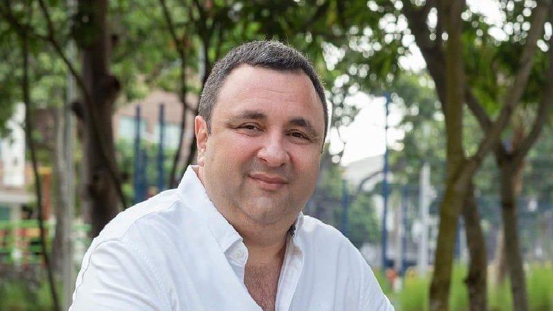 Yesid Turbay será el próximo secretario del Interior del Atlántico