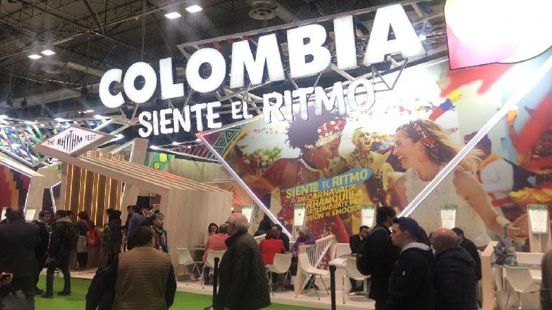 En la Feria Internacional de Turismo FITUR el destino es Barranquilla