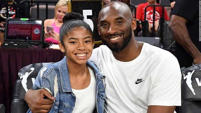 Gianna, la hija de Kobe Bryant que también murió en el trágico accidente aéreo