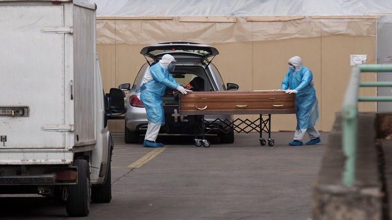 Abren investigación a clínica El Prado por error en entrega de cadáveres