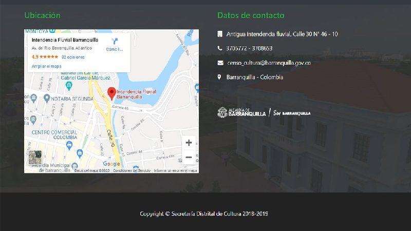 Barranquilla estrena uno de los sistemas de recolección de datos culturales más sólidos del país