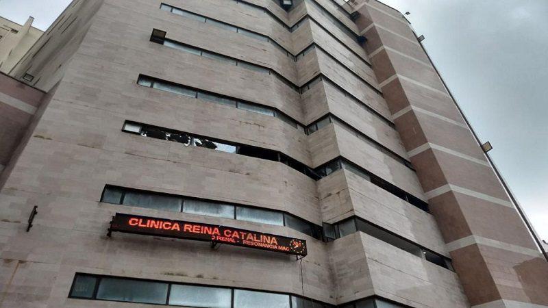 Cinco de los heridos de Tasajera, hospitalizados en Barranquilla, tienen Covid-19