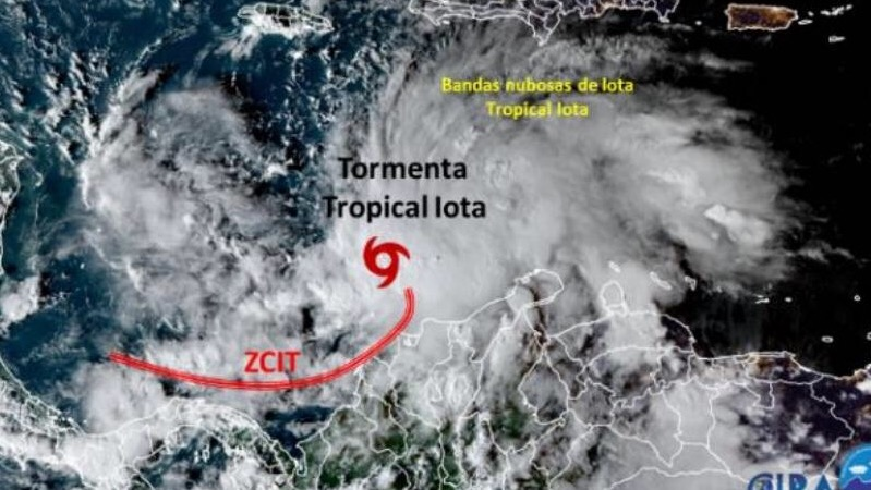 Alerta máxima por tormenta tropical que golpeará el caribe este fin de semana