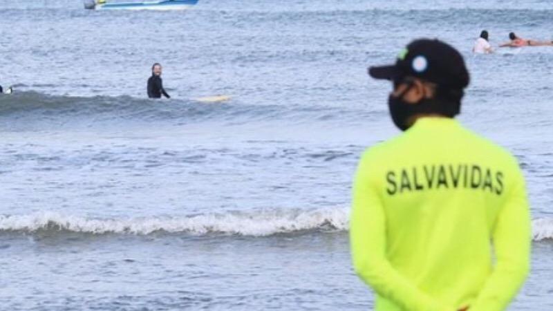 Atención: Este sábado reabren playas de Puerto Colombia, tras el paso del huracán Iota