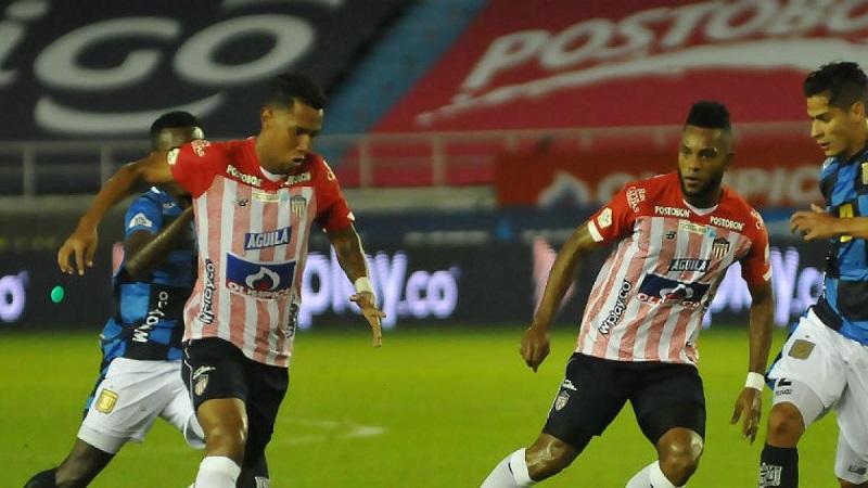 Junior goleó 3-o al Boyacá Chicó en el Metropolitano