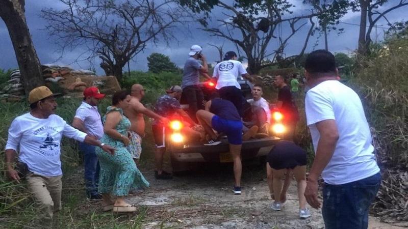 Rayo mató a un joven cuando practicaba BMX: coletazo del huracán Iota