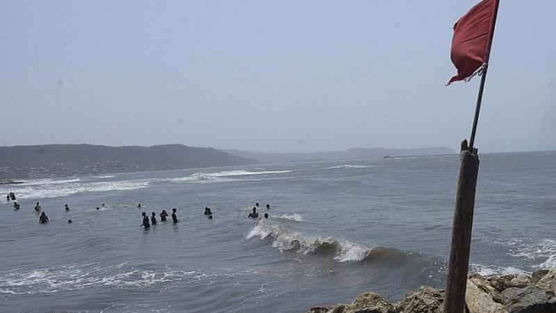 Cuidado bañistas: Ideam pronostica vientos hasta de 70 k/h en el Caribe