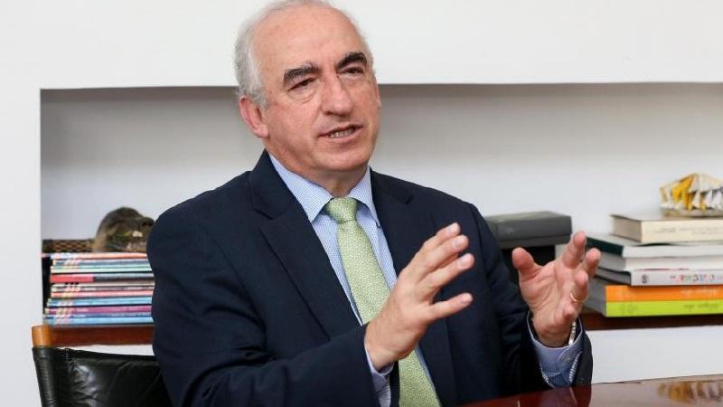 Leonardo Villar Gómez, nuevo gerente del Banco de la República