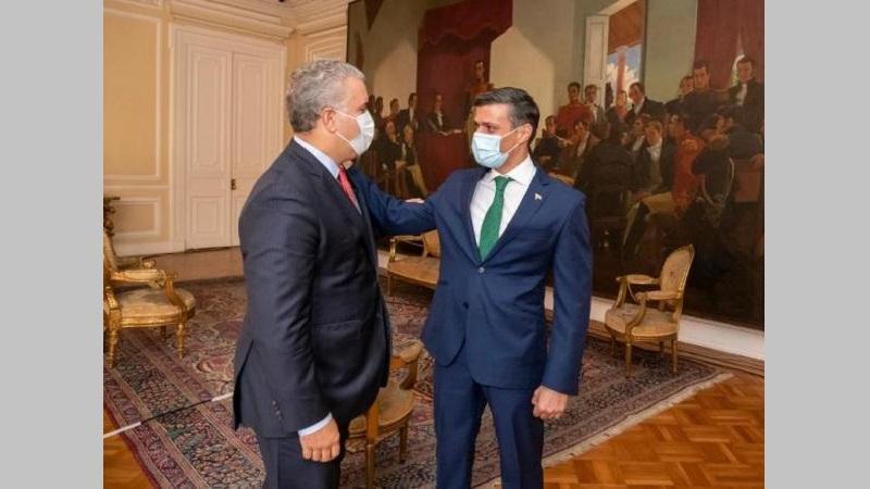 Leopoldo López sigue pidiendo ayuda a otros países para liberar a Venezuela