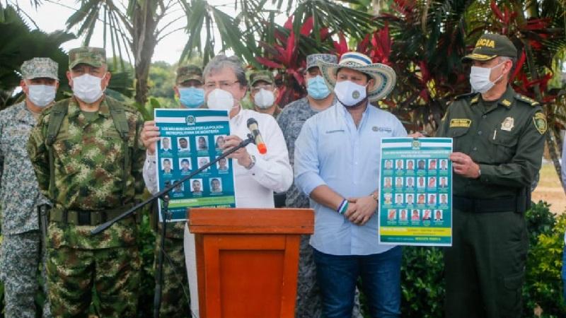 Mindefensa confirmó duro golpe al 'Clan del Golfo' en la región Caribe