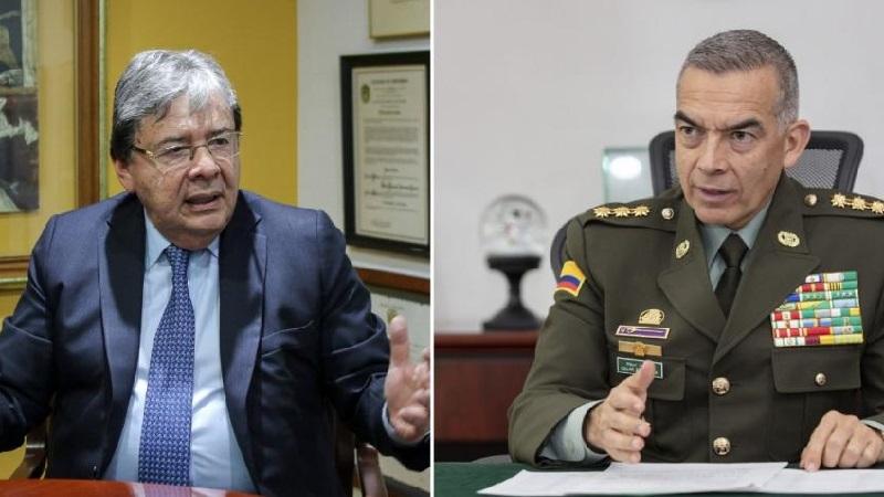 Tribunal revisará orden de arresto a Mindefensa y director de Policía