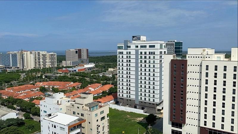 Barranquilla está en el top cinco de ciudades con mejor dinámica inmobiliaria