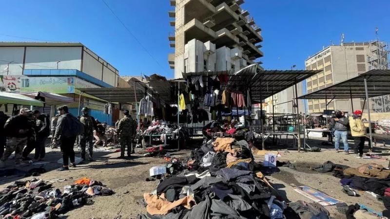 Doble atentado suicida deja al menos 30 muertos en Bagdad