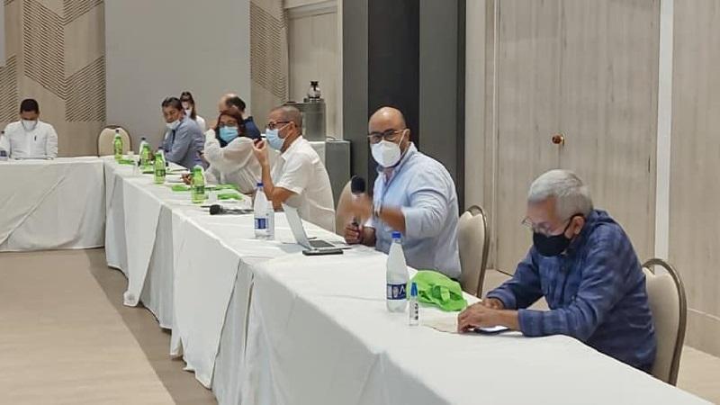 Eligen alcaldes del Atlántico para Consejo Directivo de la CRA