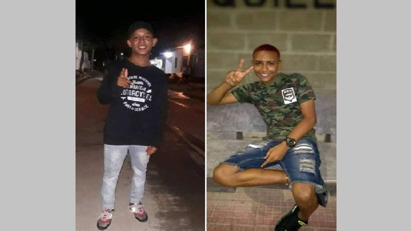 En extrañas circunstancias desaparecen dos adolescentes del barrio Las Américas