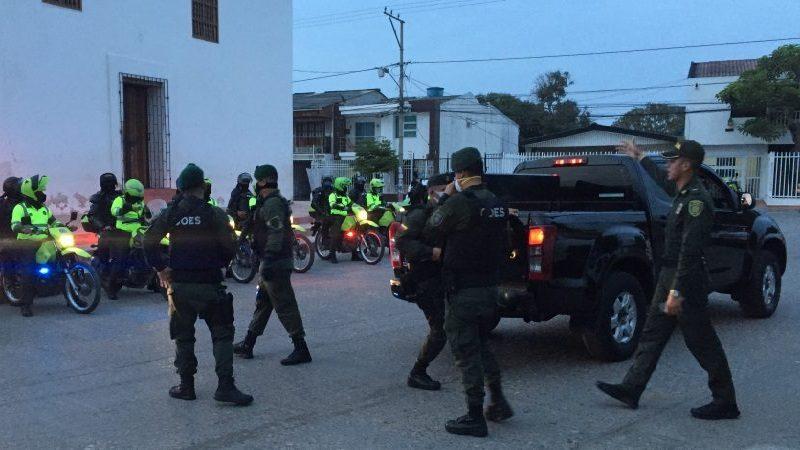 Ante ola de crímenes envían 100 nuevos policías a Soledad
