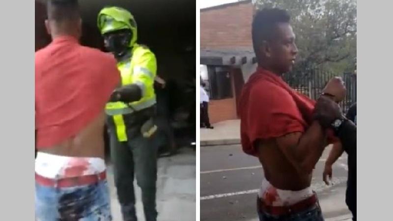 Vídeo completo de la riña que protagonizó el futbolista Fredy Guarín