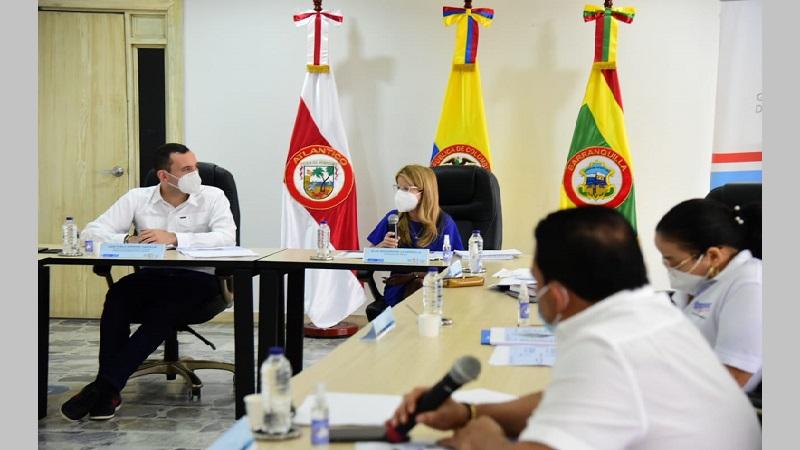 Gobernación anuncia $181 mil millones para acueducto y alcantarillado en Atlántico