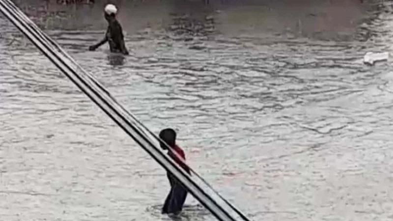 Muere joven arrastrado por un arroyo cuando jugaba con amigos