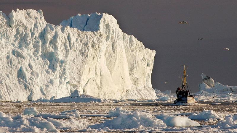 Atención: El iceberg más grande del mundo se desprende de la Antártida